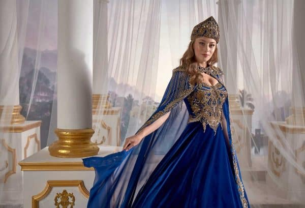 traditional turkish clothing