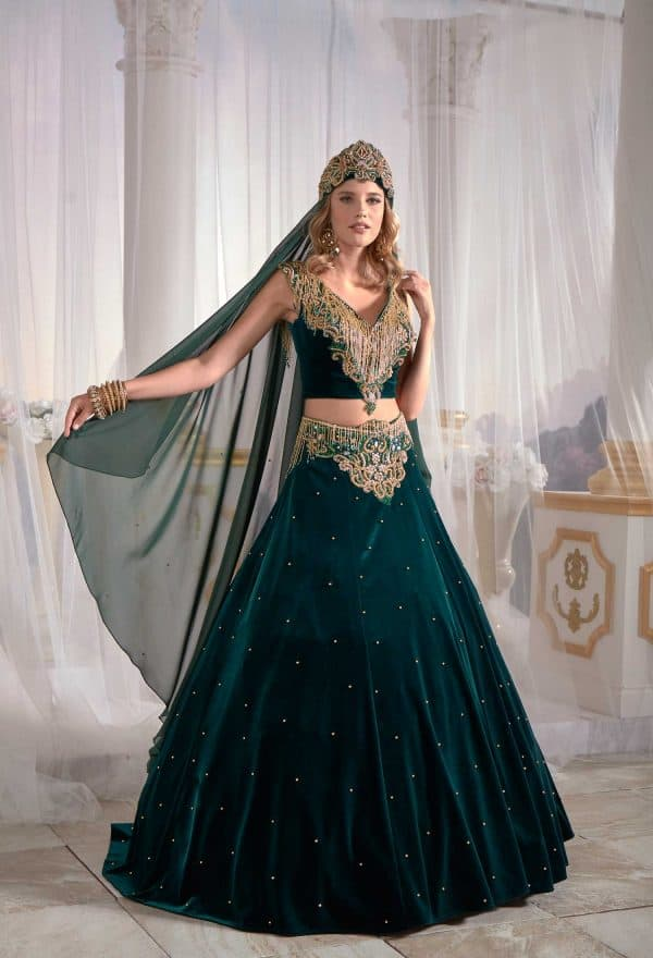 arabic kaftan dresses