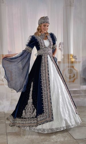turkish kaftan dress