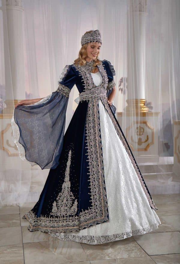 turkish kaftan dress
