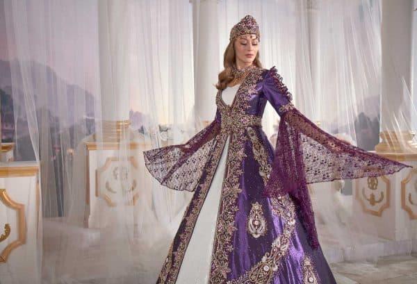 hurrem sultan costume