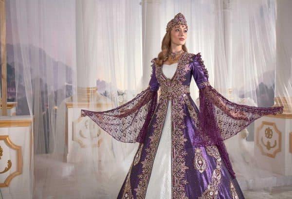 hurrem sultan clothes