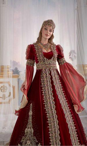 fancy kaftan dresses