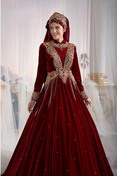 muslim maxi dress