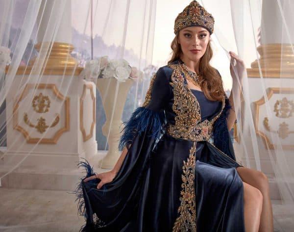 turkish traditional dress