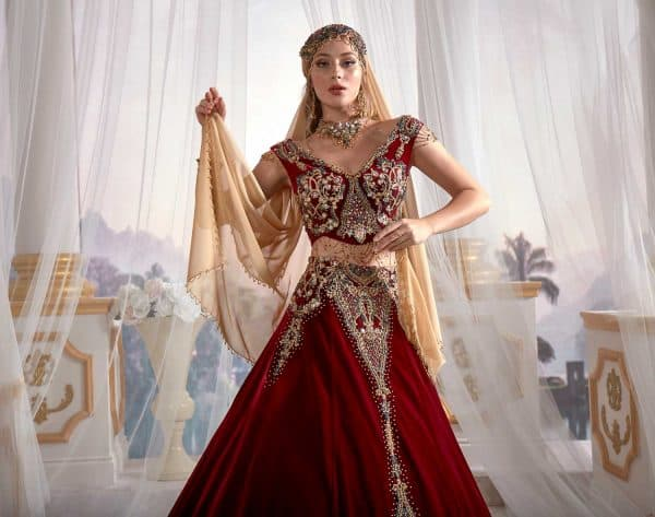 turkish traditional fashion