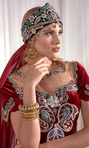 elegant kaftans online