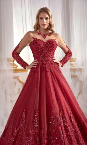 fancy prom dresses
