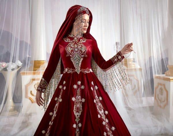 turkish henna dress