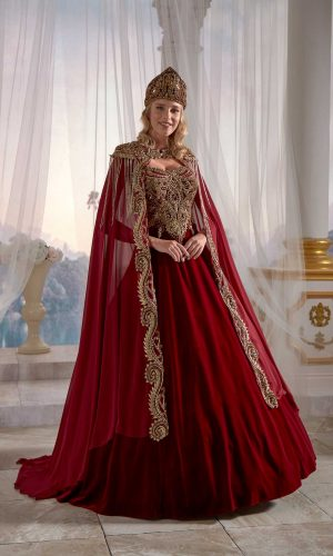 turkish engagement dresses