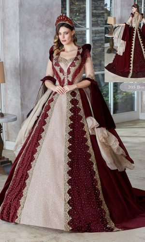 turkish traditional dress 205 bordo 300x500 - Home